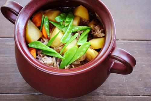 コトコトと、煮込む鍋。chubby(チャビィ) オジャ・鉄釉